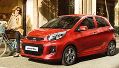 Kia Picanto 1.0 CVVT BusinessLine private lease