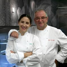 Restaurant Arzak is well deserved of its ranking as one of the world's top ten restaurants. The short drive from Bilbao to San Sebastian is more than worth it to savor a meal at Arzak. Chefs, San Pellegrino, Ten Restaurant, Michelin Star, Best Chef, New Star, Culinary Arts, Food Presentation, Chef Jackets