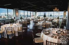 Weddings at The Ivory Room at Miranova by Seth and Beth - Wedding Photography in Columbus, Ohio