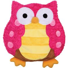This Pink Owl Silly Sack by Stephen Joseph is perfect! Owl Themed Parties, Owl Backpack, Fancy Nancy, Pink Owl, Baby Owls, Party Accessories, Hello Kitty, Plush, Backpacks
