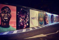 Graff #bruxelles #bruxellesmabelle #brussels #bruxellesbynight #streetart #street #streetstyle #artwork #artist #art #graff #instagood #20likes #rue #ville #light #fleche #night #good #instastreet #love #nikon