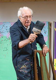 Marcel Barbeau a produit plus de 4000 œuvres dans presque tous les domaines des arts visuels. Né en 1925 à Montréal et signataire du Refus global, ce pionnier du courant automatiste et de l'avant-garde en arts visuels est sans contredit l'un des plus grands créateurs de l'histoire du Québec. Marcel Barbeau, Atelier D Art, Indigenous Art, Art Moderne, Canadian Artists, Oeuvre D'art, Art Studios, Portraits, American