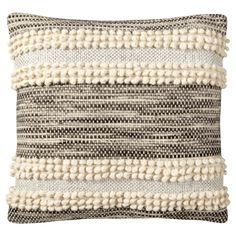 Metallic textured pillow, Target