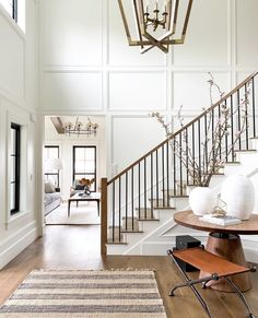 The Sunday High Point Trends Project Peeks and My Top Picks from the Nordstrom Sale Stair Railing Ideas High Nordstrom Peeks Picks Point project sale Sunday Top Trends Interior And Exterior, Interior Design, Interior Architecture, Staircase Design, Staircase Ideas, Staircase Remodel, Railings For Stairs, Staircase Walls, Stairwell Wall