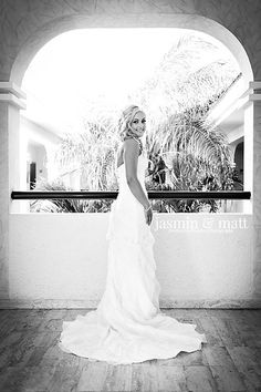 Kyleigh looking beautiful at Grand Palladium Riviera Cancun Bridal Portraits, One Shoulder Wedding Dress, Wedding Photography, Cancun, Wedding Dresses, Beautiful, Fashion, Bride Dresses, Moda