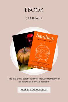 como podes vivir este maravilloso periodo , para encontrarte con tu interior Samhain, Wicca, Interior, Live, Indoor, Interiors, Wiccan