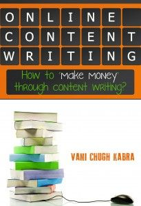 Online Content Writing E-book
