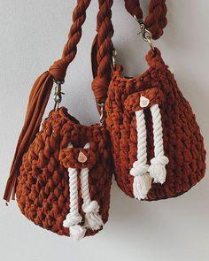 Трикотажные торбы