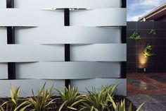 Metal Fences On Pinterest Fence Privacy Fences And