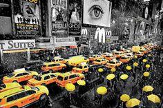 New York - Umbrella
