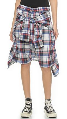 Is it a shirt or shorts?  Shorts!! R13 Vedder Shorts | Pretty Little Liars