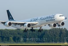 Photo of ZS-SNC Airbus A340-642 by Shooter
