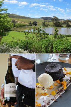 South Africa's wine country: the best vineyards, restaurants and hotels in Stellenbosch, Franschhoek and Constantia. Table Mountain, Holiday Destinations, Wine Country, Cape Town, I Foods, South Africa, Dishes, Recipes, Travel