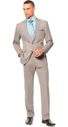 The Cupra Suit - Grey - BACHRACH