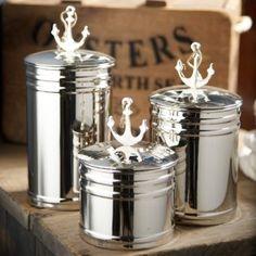 ظرف چای مدل لنگر   ورچین