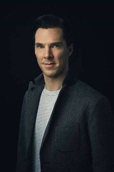 Benedict Cumberbatch by Jason Bell.