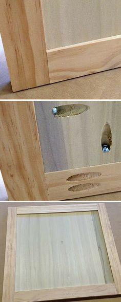 TIP: Doors with inset panels look awesome, but building them requires sophisticated woodworking tools and techniques—right? Wrong! Click to learn how to create them.