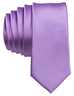 Instead of a purple shirt a grey suit with this purple tie....Purple tie is MY POWER GO TO