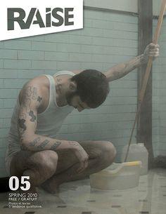 Cover Raise Magazine  Issue #5