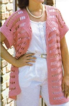 Crochet Summer Pattern Crochet Womens Vest Jacket Shrug | Etsy Crochet Hobo Bag, Crochet Shoulder Bags, Shrug Pattern, Top Pattern, Hobo Bag Patterns, Strapless Tops, Sport Weight Yarn, Summer Patterns, Crochet Hook Sizes