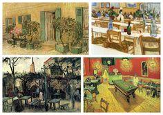 Vincent Van Gogh Collection XXXIII (Restaurant)