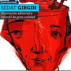 Ilustración editorial de gran calidad de SEDAT GIRGIN Concepto, dibujo, técnica y mucha inspiración desde Turquía.  Leer más: http://www.colectivobicicleta.com/2013/07/Ilustracion-de-SEDAT-GIRGIN.html#ixzz2Y7JcyKYL