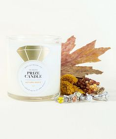 Hidden treasure candles prizes and awards