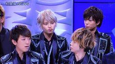 NEWS in Music Fair                      ,Tego kawaii ~~ ♥
