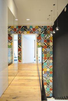 Maison decoration vintage et coloree 14