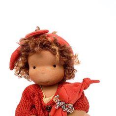 Waldorf Dolls, Doll Clothes, Teddy Bear, Animals, Baby Doll Clothes, Animaux, Animal, Animales, Baby Dresses