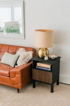 Watch an IKEA Nightstand Easily Transform Into a Modern Side Table | Hunker