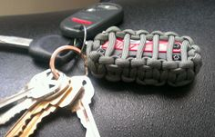 Paracord Multi-Tool Pouch   Make your own with these instructions. #SurvivalLife www.SurvivalLife.com