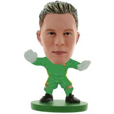 F C Barcelona - Ter Stegen - soccerstarz figure - 2 inches tall - season 2017 - in blister pack - official licensed Fc Barcelona, European Soccer, Seasons, Disney Princess, Unique, Sports, The League, European Football, Hs Sports