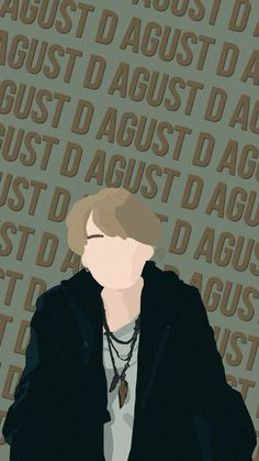Agust'D Wallpaper / Credits to Twitter/bangtanwpapers © #Suga #Yoongi Wallpaper Quotes, Bts Wallpaper, Walpapers Iphone, Kpop Drawings, Bts Backgrounds, Agust D, Bts Chibi, Bts Fans, About Bts