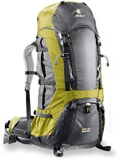 Good backpack to hold all your gear