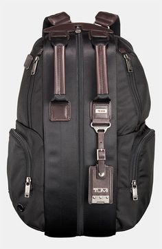 Check out the Tumi 'Alpha Bravo Travis' Backpack! Its a great all-around carrier!! #Nordstrom