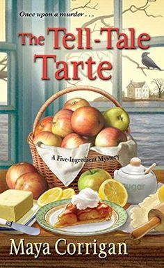 The Tell-Tale Tarte (A Five-Ingredient Mystery) by Maya C... https://www.amazon.com/dp/1496709179/ref=cm_sw_r_pi_dp_x_bV4hybP7780QX