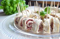 Rakkaudesta ruoanlaittoon: PORO-RIESKARULLAT Party Time, Mascarpone