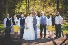 the wedding party || BG Productions Photography & Videography - Pennsylvania handmade wedding