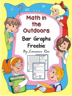 BAR GRAPHS FREEBIE from TeachToTell on TeachersNotebook.com -  (6 pages)  - Get your students out of the four walls of the classroom and into the outdoors with this fun activity. Students will have the opportunity to use tally marks to collect data to construct a bar graph.