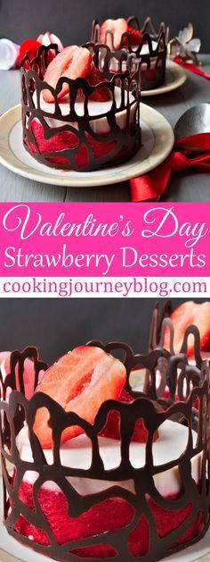 The Best Vegan Valentine\'s Day Recipes {nut-free too | Vegans, Fun ...