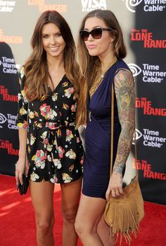 These Celebrities Have Ridiculously Good Looking Siblings, Yet We're Not Surprised - Audrina and Casey Patridge