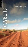 Outback - by Robin Stevenson. When Jayden's eccentric uncle Mel invites him to help with his biology research at an Australian university, he figures he has nothing to lose. Once he arrives, he discovers Mel is obsessed with finding a new species of lizard and is determined to be the first to discover it. An expedition into the scorching desert heat of the Australian outback turns dangerous, and Jayden finds himself miles from civilization fighting for survival.