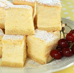 Szegedi rezgős lepéy Hungarian Desserts, Hungarian Cake, Hungarian Recipes, Hungarian Food, My Recipes, Sweet Recipes, Cake Recipes, Cooking Recipes, Recipies