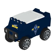 Toledo Rockets Remote Control Cooler w/ Bluetooth MP3 Speakers
