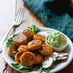 Nutrition 386957792982469879 - Croquettes quinoa et patate douce Source by cansouline Vegan Gnocchi Recipe, Gnocchi Recipes, Batch Cooking, Healthy Cooking, Cooking Recipes, Quinoa, Healthy Dinner Recipes, Vegetarian Recipes, Food Inspiration