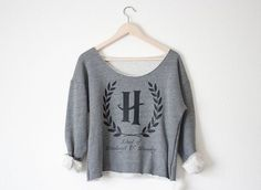 Hogwarts School of Witchcraft & Wizardry Athletic by SoEffingCute
