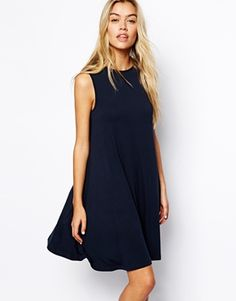 Enlarge ASOS Sleeveless Swing Dress