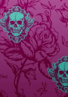 iPhone Wallpaper on Pinterest | Iphone Wallpapers, Skull and