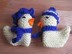 A couple of  hand #knitted #easter chick egg #cosies. ,  View more on the LINK: 	http://www.zeppy.io/product/gb/2/381753391480/